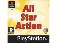 PSX PS1 All Star Action (2339)