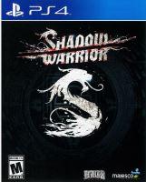 PS4 Shadow Warrior
