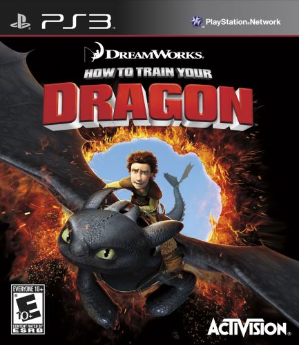 PS3 How To Train Your Dragon - Jak Vycvičit Draka