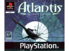 PSX PS1 Atlantis: The Lost Tales