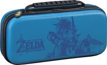 [Nintendo Switch] Case The Legends of Zelda Breath of The Wild, modrý