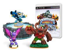 PS3 Skylanders: Giants [Starter Pack] (bez originální krabice)