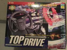 [PS1 | N64] Logic 3 Top Drive (iba pedále)