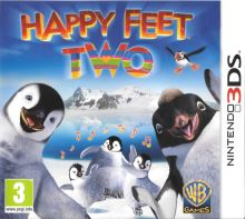 Nintendo 3DS Happy Feet 2 (nová)