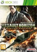 Xbox 360 Ace Combat Assault Horizon Limited Edition (nová)