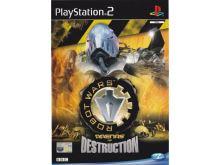 PS2 Robot Wars: Arenas of Destruction