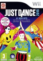 Nintendo Wii Just Dance 2015