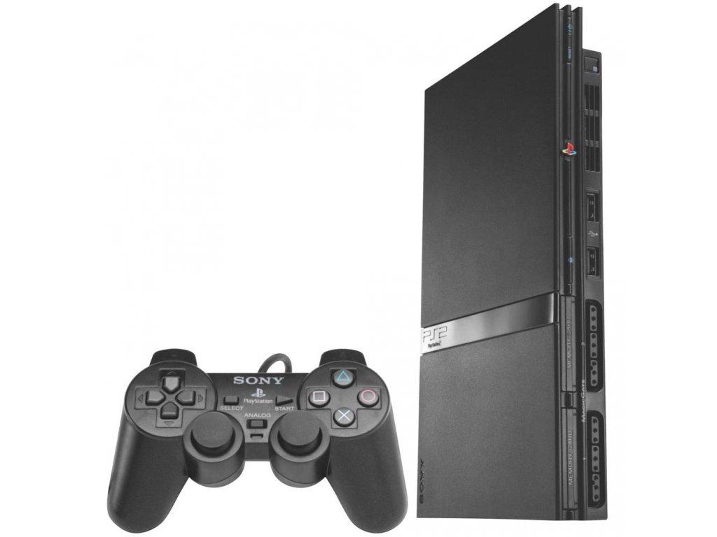 PlayStation 2 Slim (B)