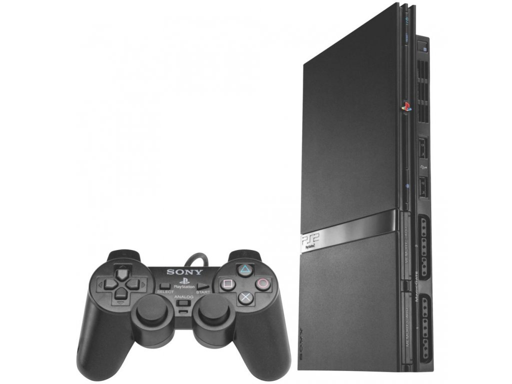 PlayStation 2 Slim NTSC