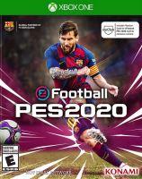 Xbox One eFootball PES 20 Pro Evolution Soccer 2020