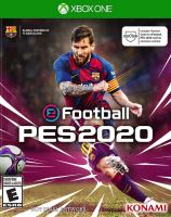Xbox One eFootball PES 20 Pro Evolution Soccer 2020