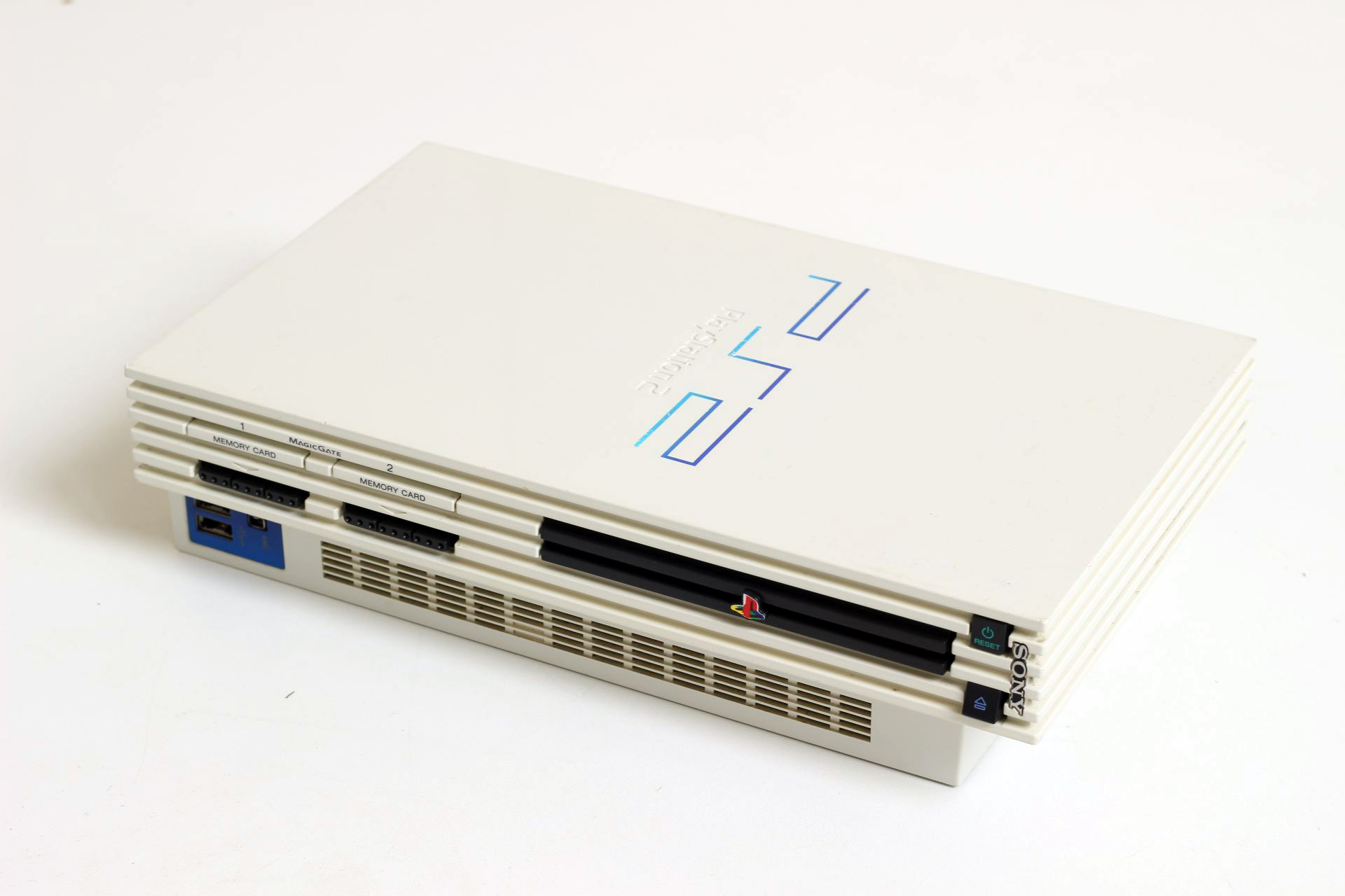 PlayStation 2 Fat bílý - LIMITOVANÁ EDICE