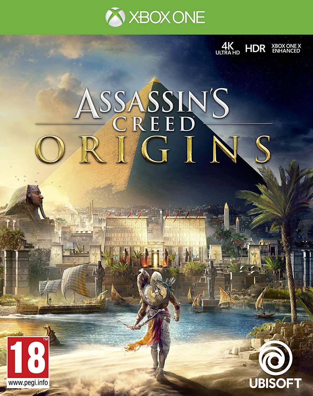 Xbox One Assassins Creed Origins (CZ) (nová)