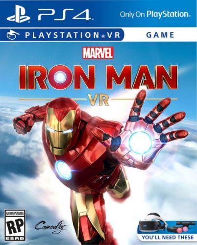 PS4 Marvel's Iron Man VR (nová)