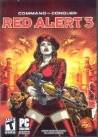 PC Command And Conquer Red Alert 3 (CZ) (nová)