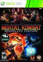 Xbox 360 Mortal Kombat Komplete Edition (nová)