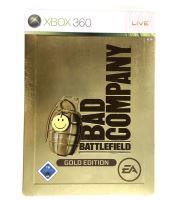 Steelbook - Xbox 360 Battlefield Bad Company