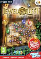 PC Jewel Quest 4: Heritage (nová)