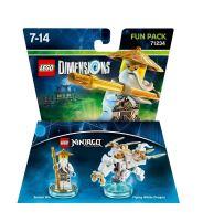 Lego Dimensions 71234 Fun Pack: Sensei Wu