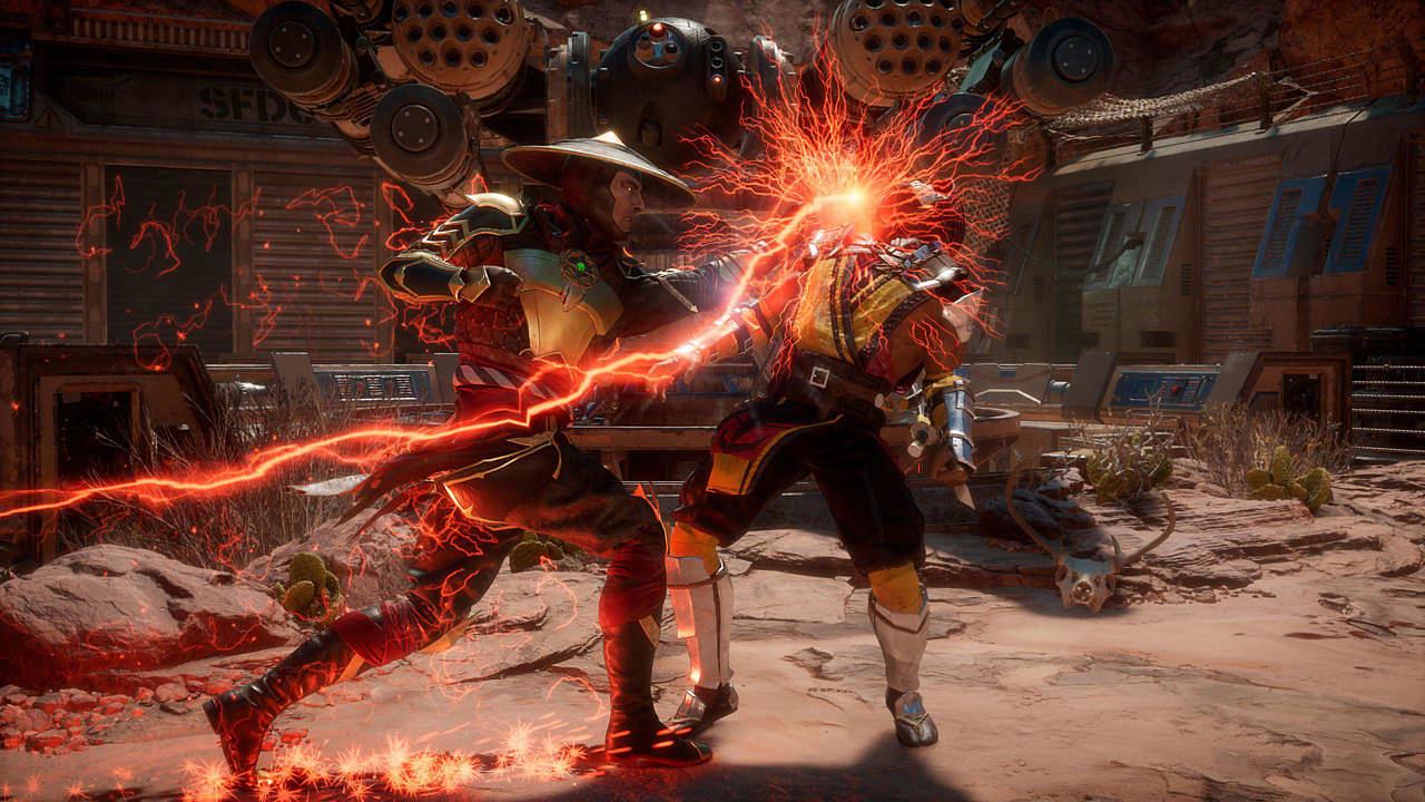 Xbox One Mortal Kombat 11 (nová)