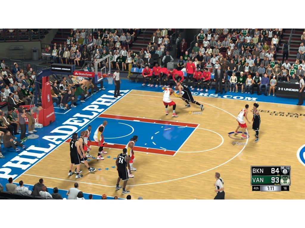 Xbox 360 NBA 2K17 2017