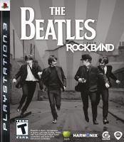 PS3 The Beatles Rockband