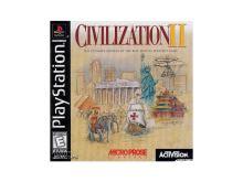 PSX PS1 Civilization 2