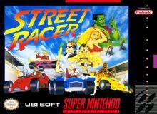 Nintendo SNES Street Racer