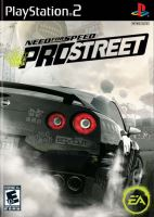 PS2 NFS Need For Speed Prostreet