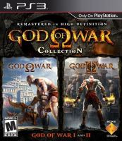 PS3 God Of War Collection