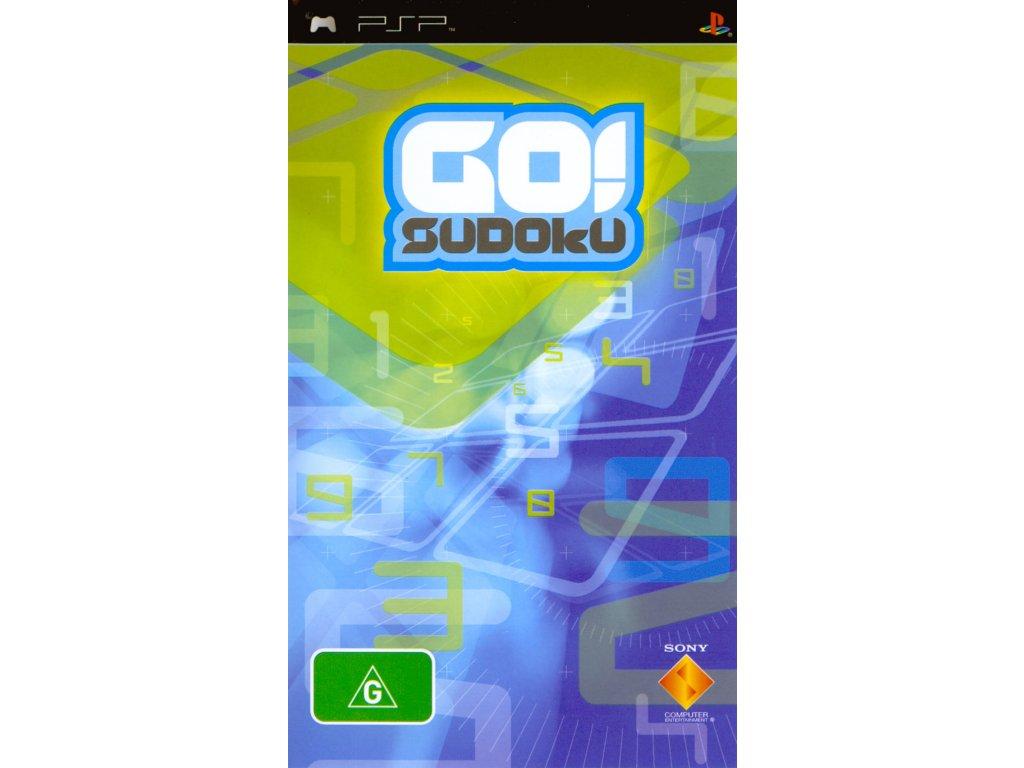 PSP Go! Sudoku