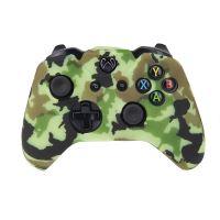 [Xbox One] Protiskluzový Návlek na Ovladač (zelenočerný)