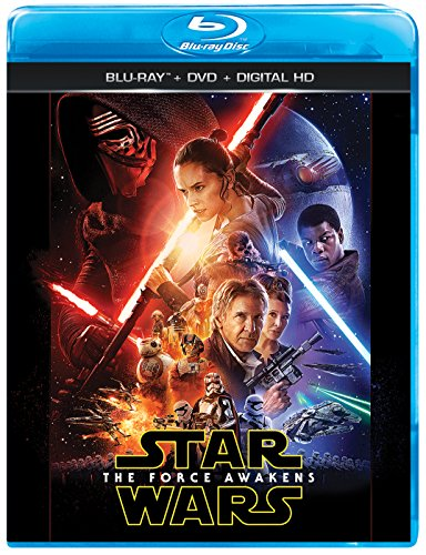 Blu-Ray Film Star Wars: The Force Awakens