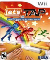 Nintendo Wii Lets Tap (DE)