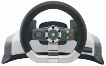 [Xbox 360] Wireless Racing Wheel with Force Feedback (estetická vada)