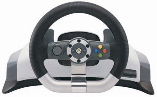 [Xbox 360] Wireless Racing Wheel with Force Feedback (nový)