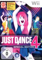 Nintendo Wii Just Dance 4 Special Edition