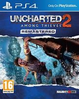 PS4 Uncharted 2 Among Thieves Remastered (CZ) (nová)