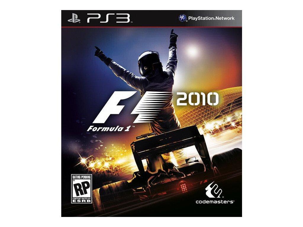 PS3 F1 2010 (bez obalu)
