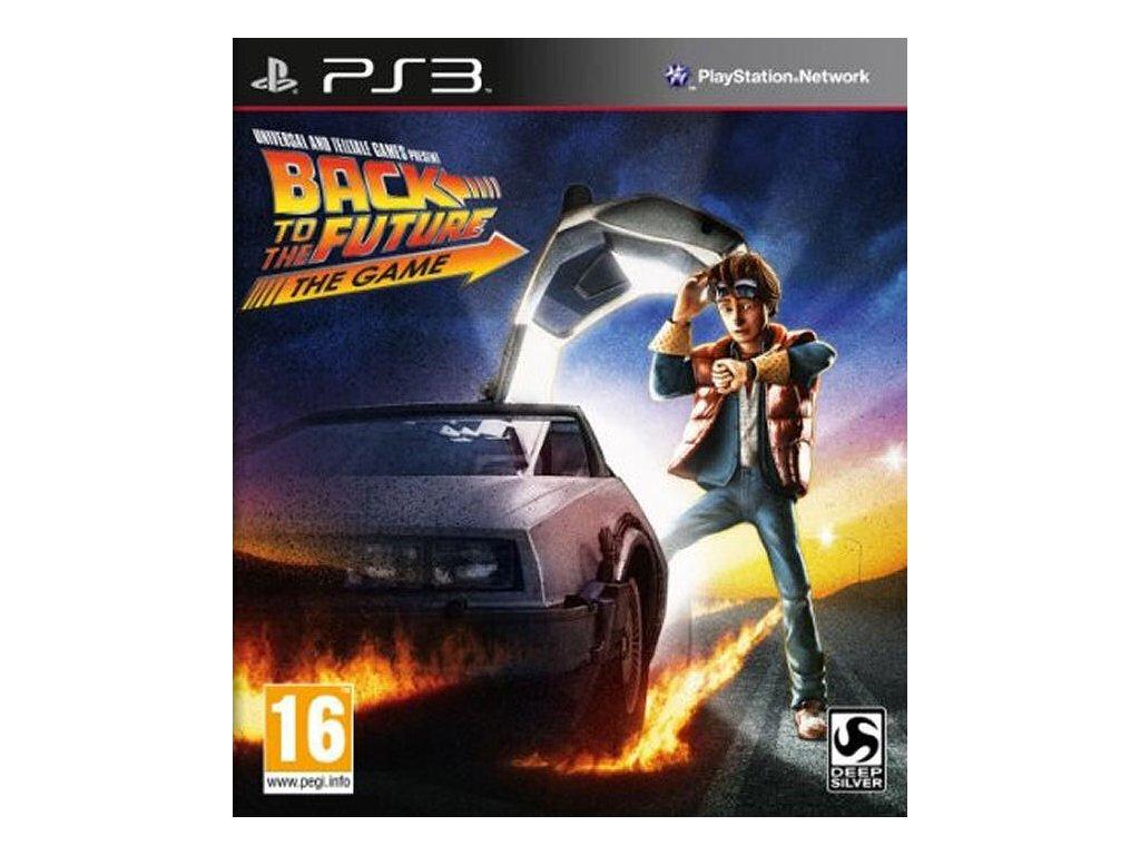PS3 Back to the Future - Návrat do budoucnosti