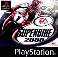 PSX PS1 Superbike 2000