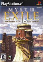 PS2 Myst 3 Exile Zberateľská Edícia