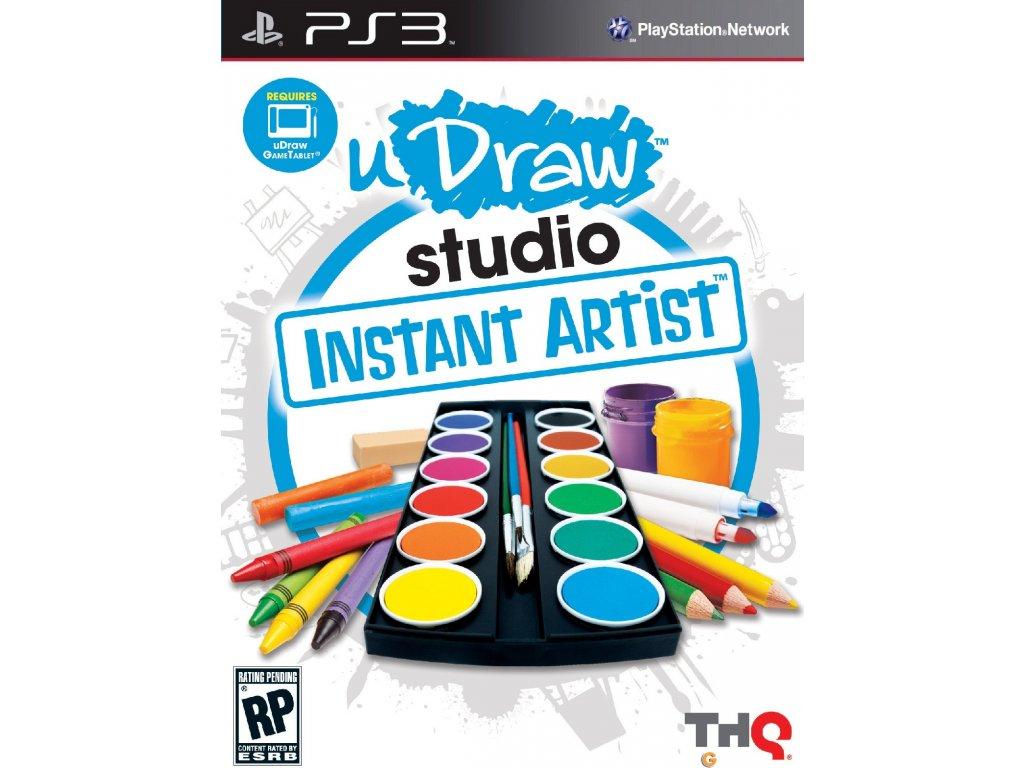 PS3 uDraw Studio Instant Artist