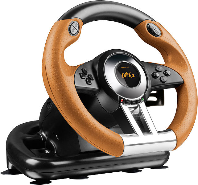 [PS3] Volant Speedlink Drift O.Z. (estetická vada)