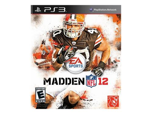 PS3 Madden NFL 12 2012