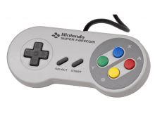 [Nintendo SNES] Originální Nintendo Drátový ovladač