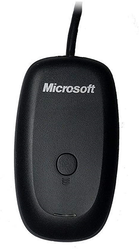 [Xbox 360|PC] Bezdrátový přijímač pro Windows PC - černý