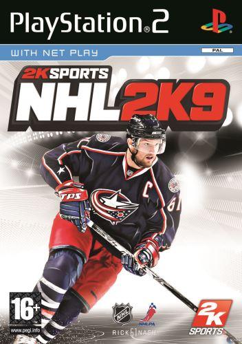 PS2 NHL 2K9  2009