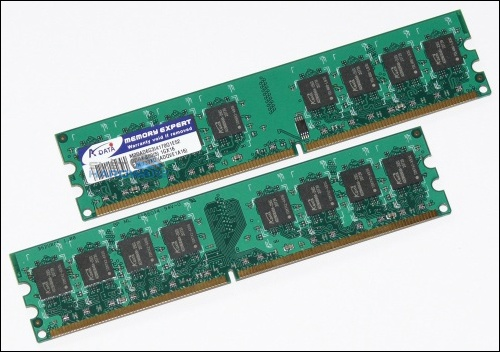 A-DATA Memory Expert 1GB DDR2 RAM 800MHz CL5