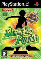 PS2 Dancing Stage Fusion (pouze hra)